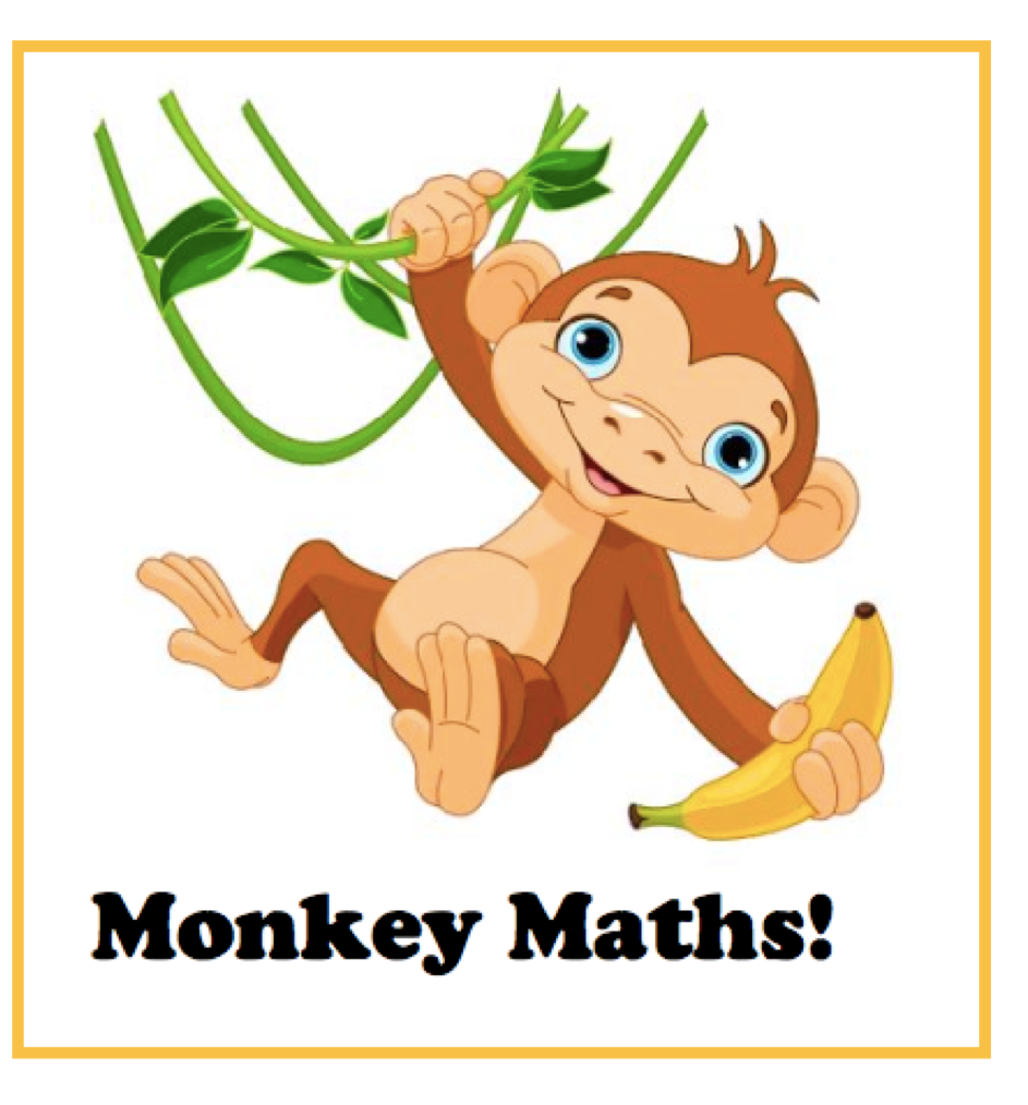 This image has an empty alt attribute; its file name is Monkey-Maths-logo.png
