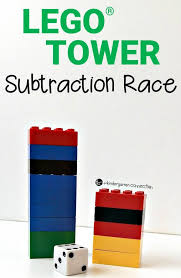 Image result for lego subtraction